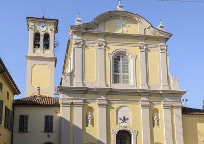 Chiesa di Santo Spirito in Castelvetro Piacentino