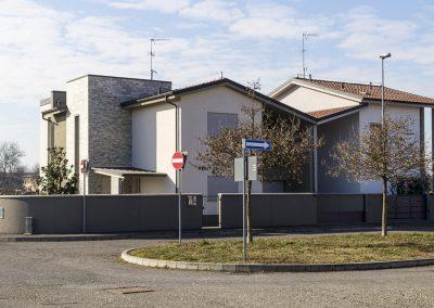 Lottizzazione per nuove unità residenziali