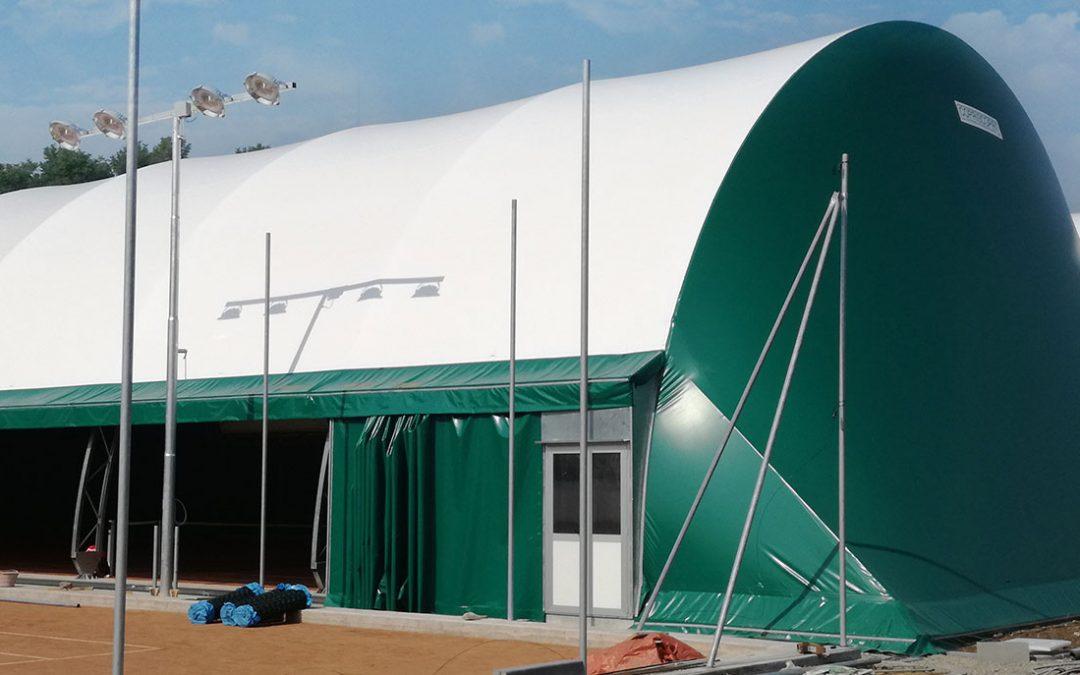 Riqualificazione impianto sportivo a Cremona