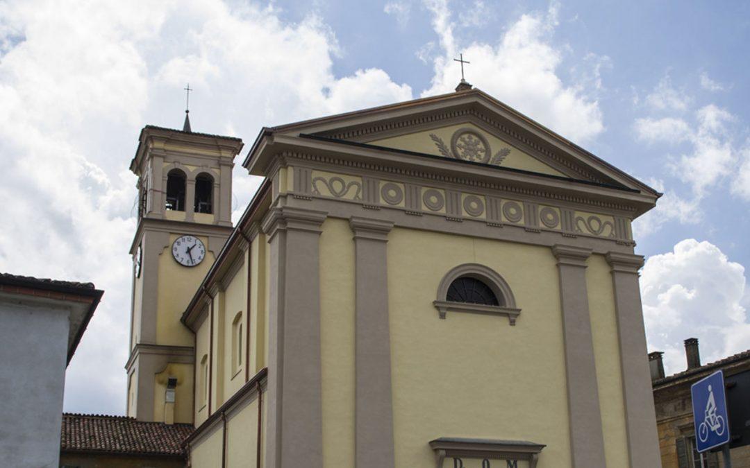 Chiesa di San Giovanni Battista in Castelvetro Piacentino