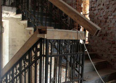 Restauro conservativo di una villa signorile